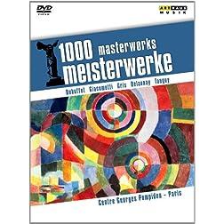 1000 Masterworks: Centre Georges Pompidou - Paris