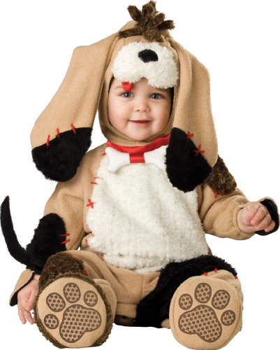 InCharacter Baby Precious Puppy Costume