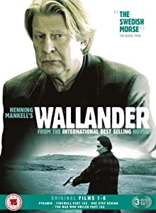Wallander - Original Films 1-6 [DVD]