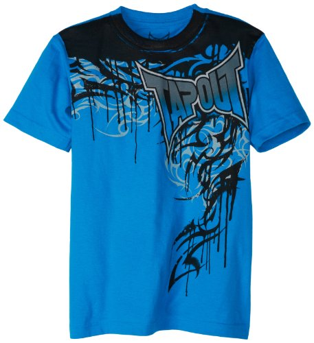 TapouT 33164049-44 Boys 8-20 Spiked Dream Logo Tee