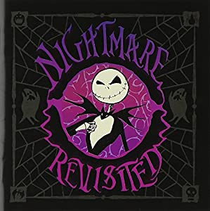Nightmare Before Christmas - Cover Album
