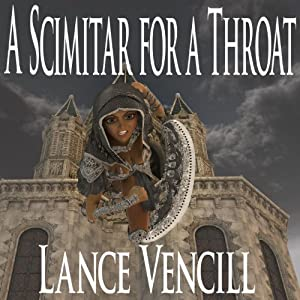 A Scimitar for a Throat | [Lance Vencill]