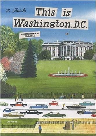 This is Washington, D.C. written by Miroslav Sasek