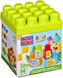 Mega Bloks First Builders Learning Cubes Learn My Animals