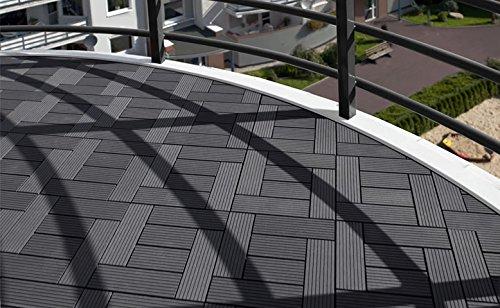 terrassenfliesen wpc preisvergleiche erfahrungsberichte und kauf bei nextag. Black Bedroom Furniture Sets. Home Design Ideas