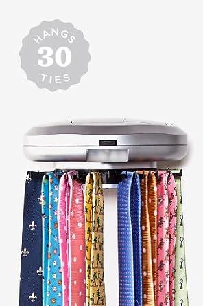 Amazon.com: Electronic Tie Rack | Wall Mounted Tie