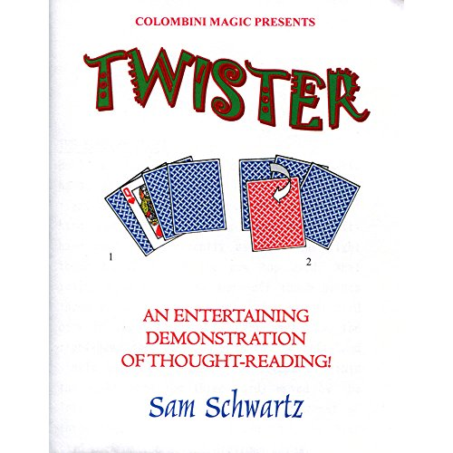 MMS Twister by Wild-Colombini Magic Trick