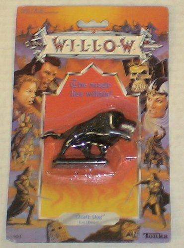 Willow Death DOG Die Cast Figure