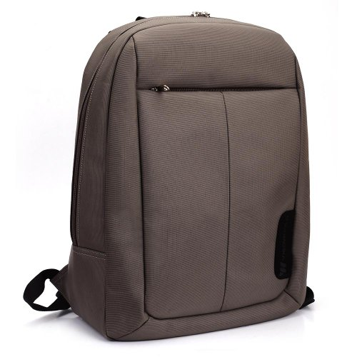 Prevailing 15 Laptop Backpack - Warm Mocha / Ash Brown. 15.6 inch Sony VAIO VPC-EB42FX Notebook. Perk Ekatomi Screen Cleaner