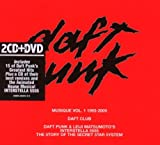 Daft Punk Musique Vol 1 (1993-2005) / Daft Club / Interstella 5555 NTSC Standard The 5tory Of The 5ecret 5tar 5ystem [2CD + DVD]