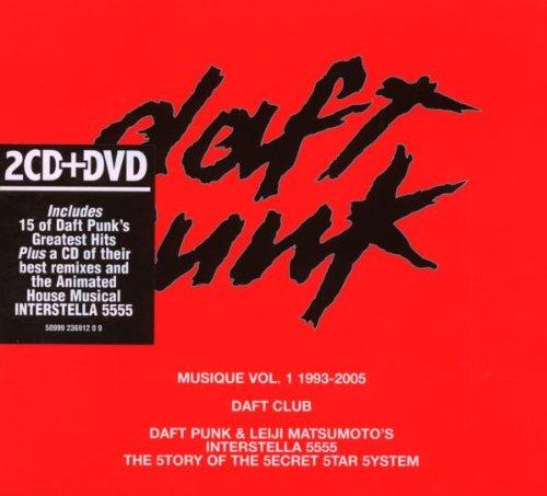 Daft Punk - Musique, Vol.1 (1993-2005) - Zortam Music