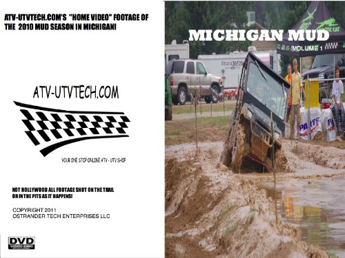 Michigan Mud 1