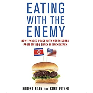 Eating with the Enemy Audiobook