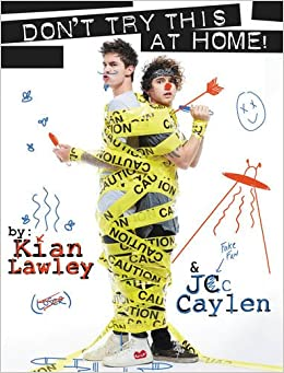 Amazon.com: Kian and Jc: Don't Try This at Home! (9780062437167): Kian