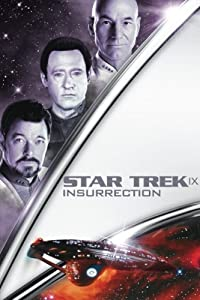 Star Trek: Insurrection (1998) Science Fiction (BluRay)