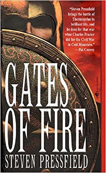 report gates of fire book report gates of fire