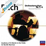 Bach: Orchestersuiten Nr.1-4 (Eloquence)