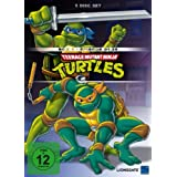 "Teenage Mutant Ninja Turtles - Box 1 (5 DVDs)von ""Joe DiStefano"""