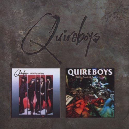 Little Bit of What You Fancy / Bitter Swee by Quireboys (1997-02-14)