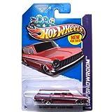 2013 Hot Wheels Hw Showroom 64 Chevy Nova Station Wagon 195/250