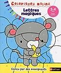 Coloriages Malins - Lettres Magiques...