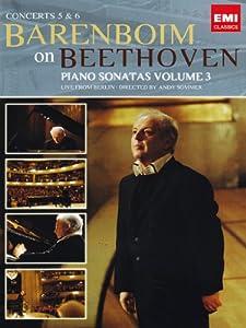 Daniel Barenboim: Beethoven - Sonatas Concerts 5 & 6