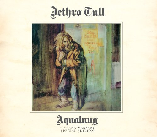 Aqualung 40th Anniversary [Double CD, Original Recording Remastered - Extra Tracks]