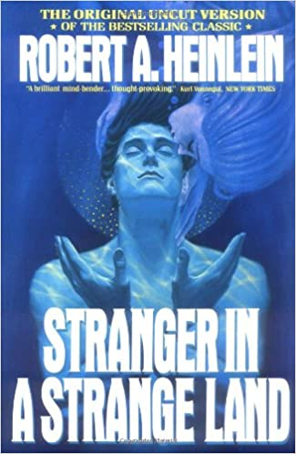 "Cover image for ""Stranger in a Strange Land."""