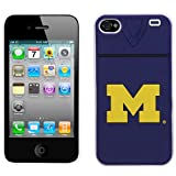 NCAA Michigan Wolverines Jersey Hard Iphone Case at Amazon.com