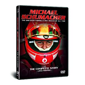 Michael Schumacher - the Complete Story [Import anglais]