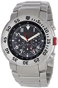 red line Men's 50010-11 RPM Chronograph Black Watch