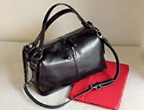 Hot Sale MDR Store@ Genuine Leather Women's Handbag Lady Messenger Cow Leather Baguett, Hobo, Satchel, Totes Shoulder & Hand Bag YZP2