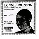 Lonnie Johnson Vol. 3 (1927 - 1928)