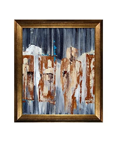"Elwira Pioro ""Take It In"" Framed Reproduction Print on Canvas"