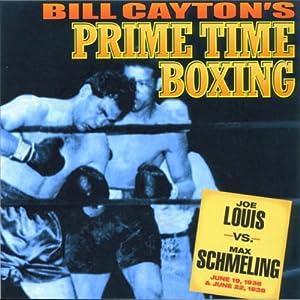 Joe Louis vs. Max Schmeling Radio/TV Program