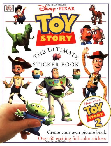 Toy Story: Ultimate Sticker Book
