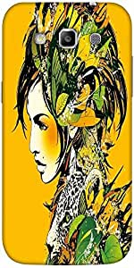 Snoogg Mother Nature 2883 Designer Protective Back Case Cover For Samsung Gal...