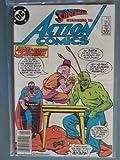 img - for Action Comics Starring Superman (Mr. Mxyzptlk, Media Star, 563) book / textbook / text book