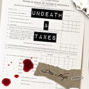 Undeath and Taxes: Fred, the Vampire Accountant Series #2 | Drew Hayes