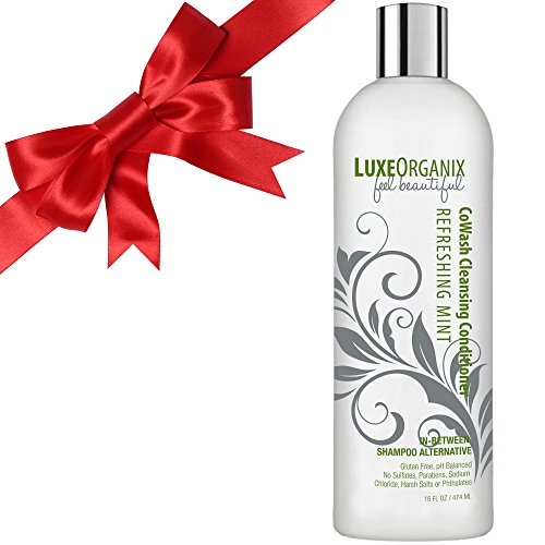Cleansing Conditioner CoWash - Sulfate Free - Best For Curly, Colored, Dry, or Damaged Hair - Conditioning