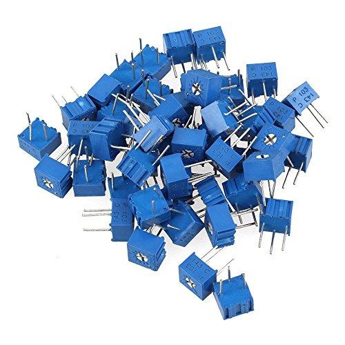 dn-10k-ohms-3362p-103-garniture-pot-trimmer-resistance-variable-potentiometre-pack-de-50