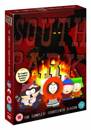 South Park – Season 14 [DVD]