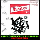 Shortys Allen skateboard 1