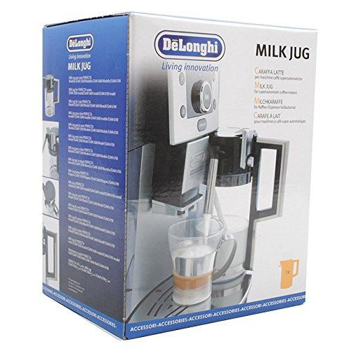 De'longhi Dlsc007 Coffee Maker Milk Jug & Lid (Replacement Coffee Pot Delonghi compare prices)