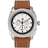 DEESEE TM Mens Wristwatch Mens Date Stainless Steel Military Sports Quartz Wrist Watch