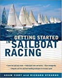 img - for Getting Started in Sailboat Racing book / textbook / text book