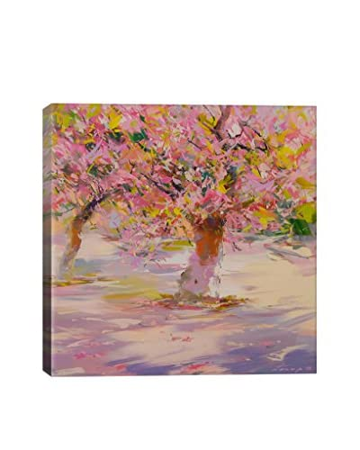 Yuri Pysar Sakura Blossom Gallery-Wrapped Canvas Print