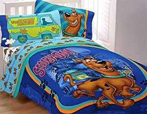 scooby doo mystery bedding twin single bed comforter home