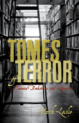 Tomes Of Terror: Haunted Bookstores And Libraries front-369314