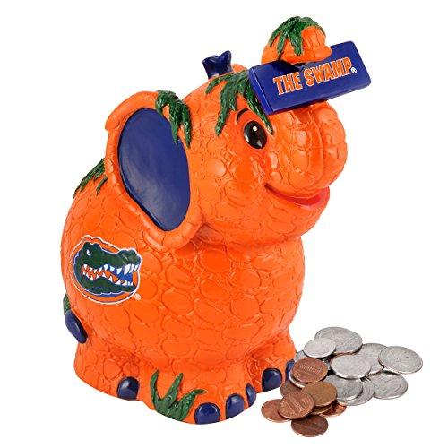 NCAA Florida Thematic Elephant Piggy Bank - 1